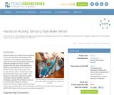 Sensory Toys Make Sense!