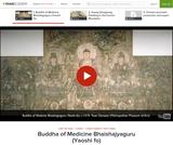 Buddha of Medicine Bhaishajyaguru (Yaoshi fo)