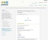 SFUSD SLANT Inspired Lesson - Template