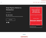 Body Physics: Motion to Metabolism