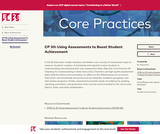 CP 30: Using Assessments to Boost Student Achievement