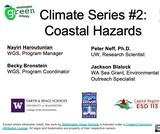 Coastal Hazards STEM Seminar Presentation