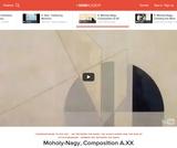 Laszlo Moholy-Nagy's Composition A.XX