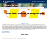 Network Sense: Methods for Visualizing a Discipline