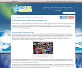 A Storyteller and Teacher Takes a Digital Dive
