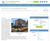 Energy-Efficient Housing