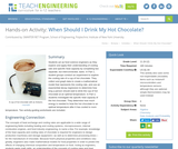 When Should I Drink My Hot Chocolate?