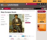 Major European Novels, Fall 2008
