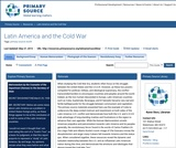 Latin America and the Cold War