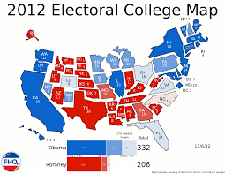 Electoral College Votes by State, 2012–2020
