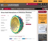 Virus-host Interactions in Infectious Diseases, Spring 2013