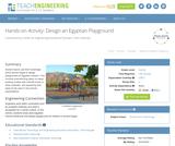 Design an Egyptian Playground