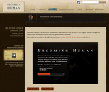 Becoming Human: Interactive Documentary