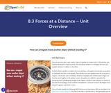 8.3 Forces at a Distance - Unit Overview