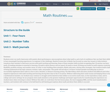 Math Routines