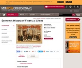 Economic History of Financial Crises, Fall 2009