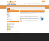 GA Virtual Learning Shared Landing Page