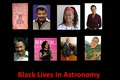 Black Lives in Astronomy