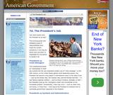 07d. The President's Job