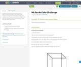 9th Grade Cube Challenge