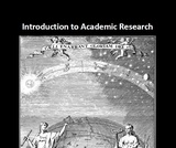 Introduction to Academic Research