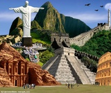 The 7 Wonders of the World!