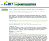 How Do Living Things Change With the Seasons?