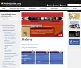 Medicine Games: Malaria - Parasite