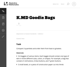 K.MD Goodie Bags