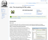 eXe User Manual