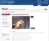 Public Health Practice 101