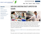 Data Dive: Boosting Yeast's Appetite for Sugars