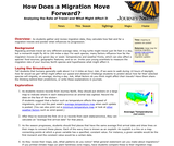 How Does a Migration Move Forward?