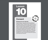 My Future-My Choice Lesson 10: Consent