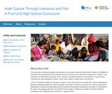 Arab Culture Through Literature and Film: Gender Roles