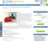 Make a Shoebox Arcade Controller