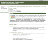 Assessing earthquake risk: How often does the Big One occur?