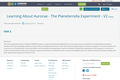 Learning About Aurorae - The Planeterrella Experiment - V2