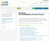 Reaching Out  Child Welfare Practice Journal
