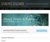 Shark Teeth Forensics