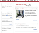 Th Portal to Texas History