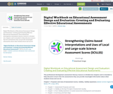 Digital Workbook on Educational Assessment Design and Evaluation: Creating and Evaluating Effective Educational Assessments