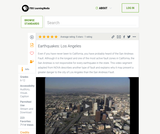 Earthquakes: Los Angeles
