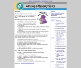 Writing a Mystery Story