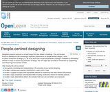 People-Centred Designing