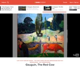 Gauguin's The Red Cow