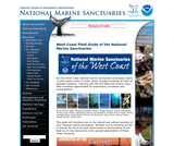 West Coast Field Guide of the National Marine Sanctuaries