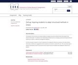 ZotLog: Inspiring students to adopt structured methods in Zotero