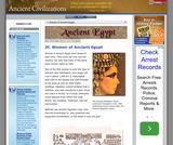 3f. Women of Ancient Egypt