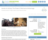 The Power of Mechanical Advantage